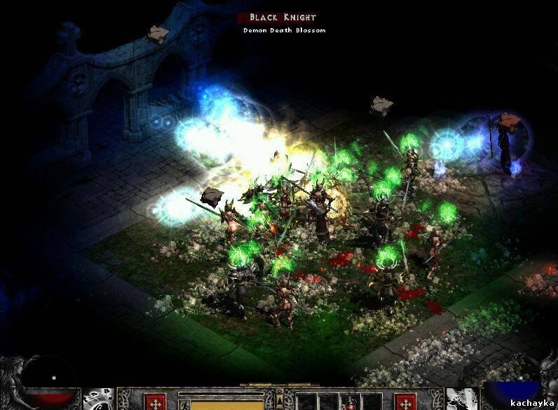 Особенности сборки: - Оригинальный Diablo II (1.13) с модом Median XL (1.F9